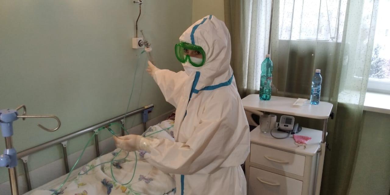 В Омской области еще у 372 пациентов подтвердился коронавирус #Омск #Общество #Сегодня