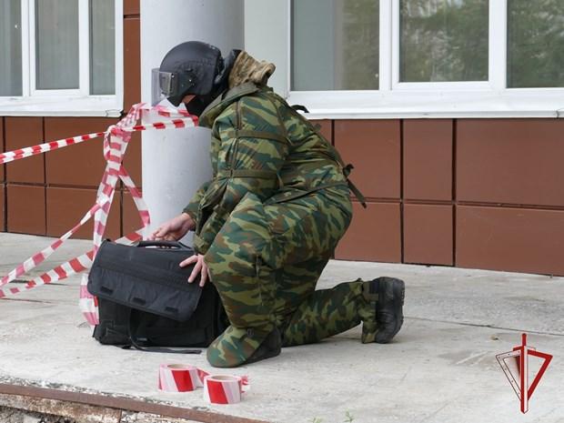 В Омске «заминировали» главный корпус политеха #Омск #Общество #Сегодня
