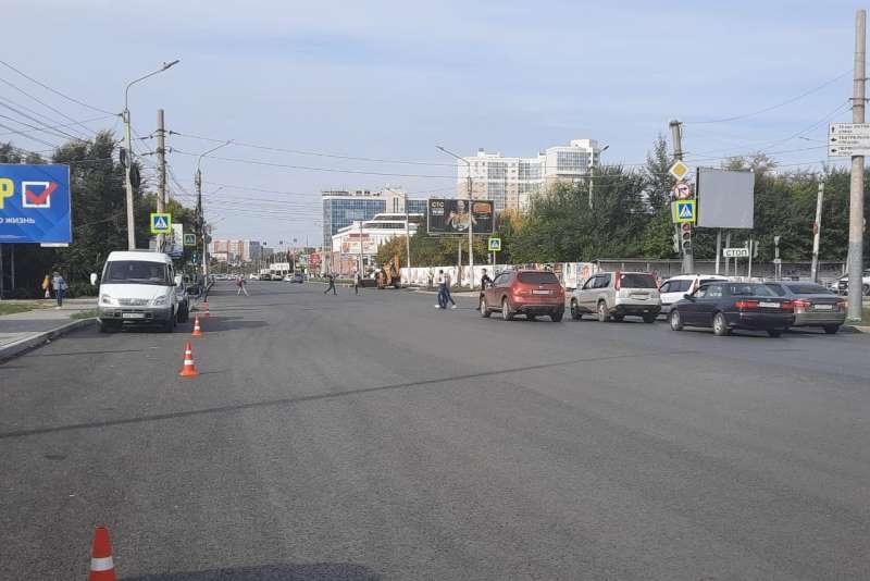 Фадина проинспектировала строительство садика и ремонт дороги в центре Омска #Омск #Общество #Сегодня