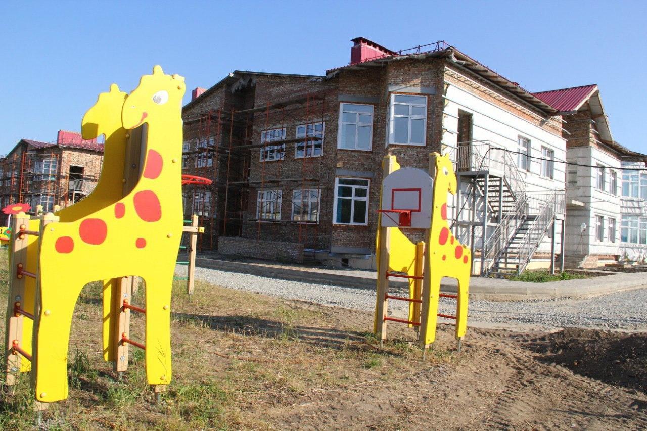 В Омске хотят построить еще 9 детских садов #Омск #Общество #Сегодня