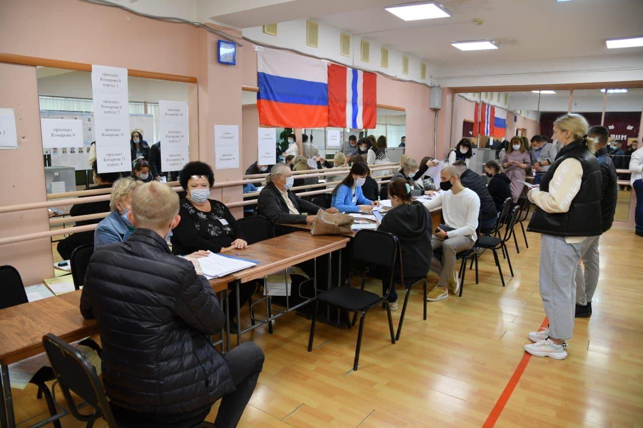 Нестеренко рассказал о провокаторе на выборах и других нарушениях #Новости #Общество #Омск