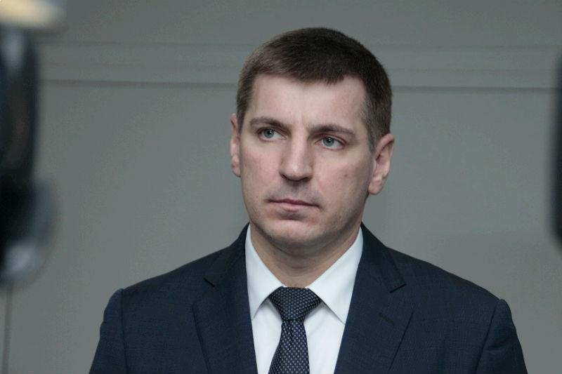 Мартыненко покинул пост директора «Омскоблавтотранса» #Новости #Общество #Омск