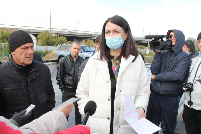 Фадина рассказала о последних днях на посту мэра Омска #Омск #Общество #Сегодня