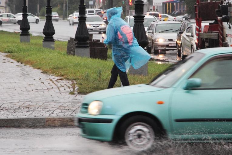Омск попал в первую десятку самых дождливых городов-миллионников #Новости #Общество #Омск