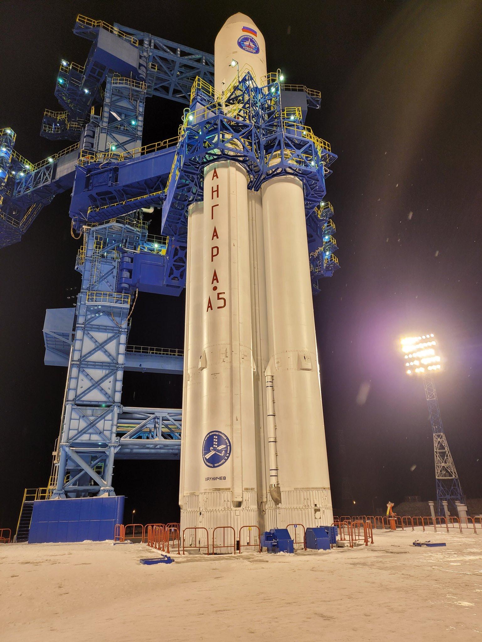 Омская ракета повезет российских космонавтов на Луну