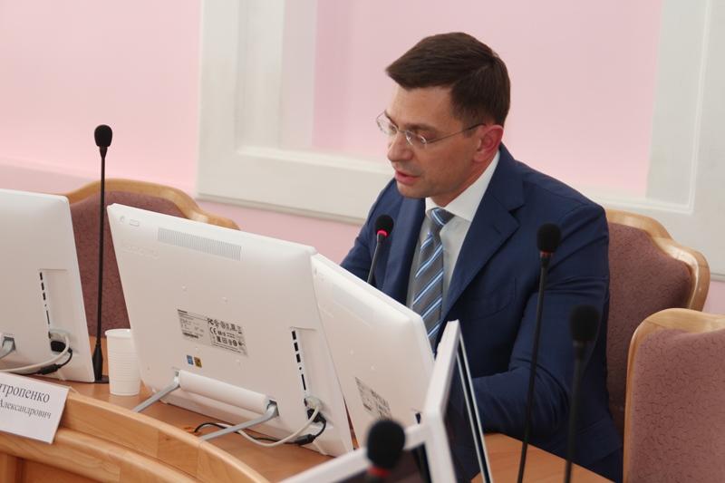В ЦИК подтвердили, что Антропенко стал депутатом Госдумы #Омск #Общество #Сегодня