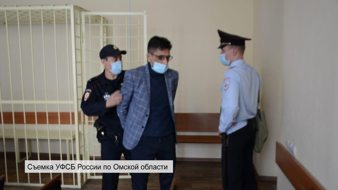 В Омске осудили Сарояна, который фиктивно отремонтировал дорогу на севере области #Омск #Общество #Сегодня