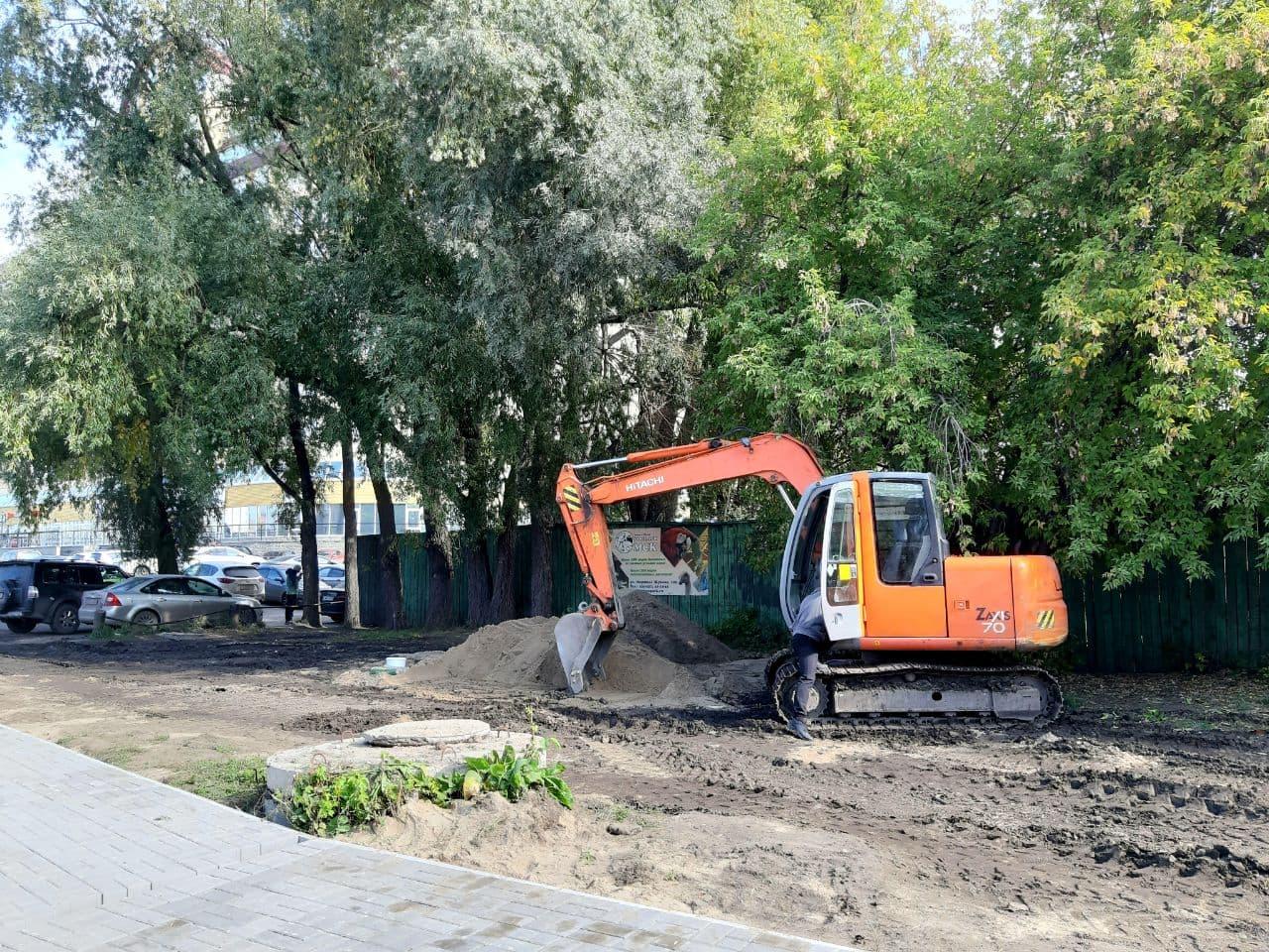 На благоустройство омского сада Юннатов выделили еще 17 млн #Новости #Общество #Омск