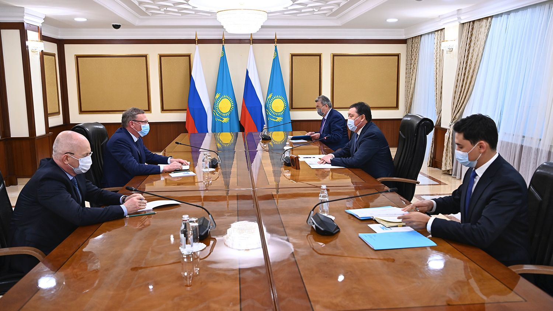 Грузоперевозки по Иртышу в Казахстан хотят увеличить в 4 раза #Омск #Общество #Сегодня