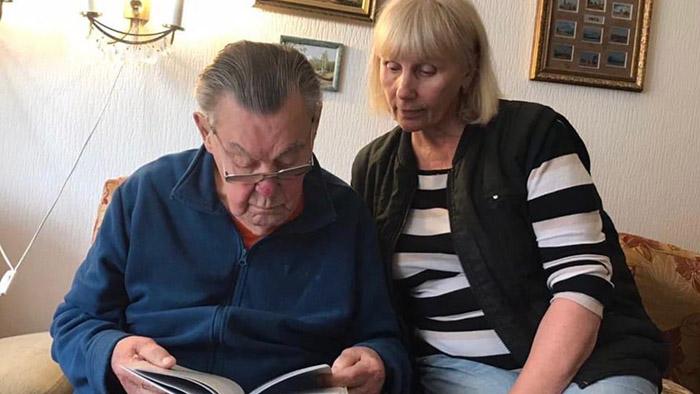 В социальных учреждениях Омской области поздравляют пожилых людей #Новости #Общество #Омск