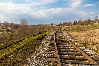 В расписании РЖД произошли задержки из-за аварии с пассажирским поездом #Омск #Общество #Сегодня