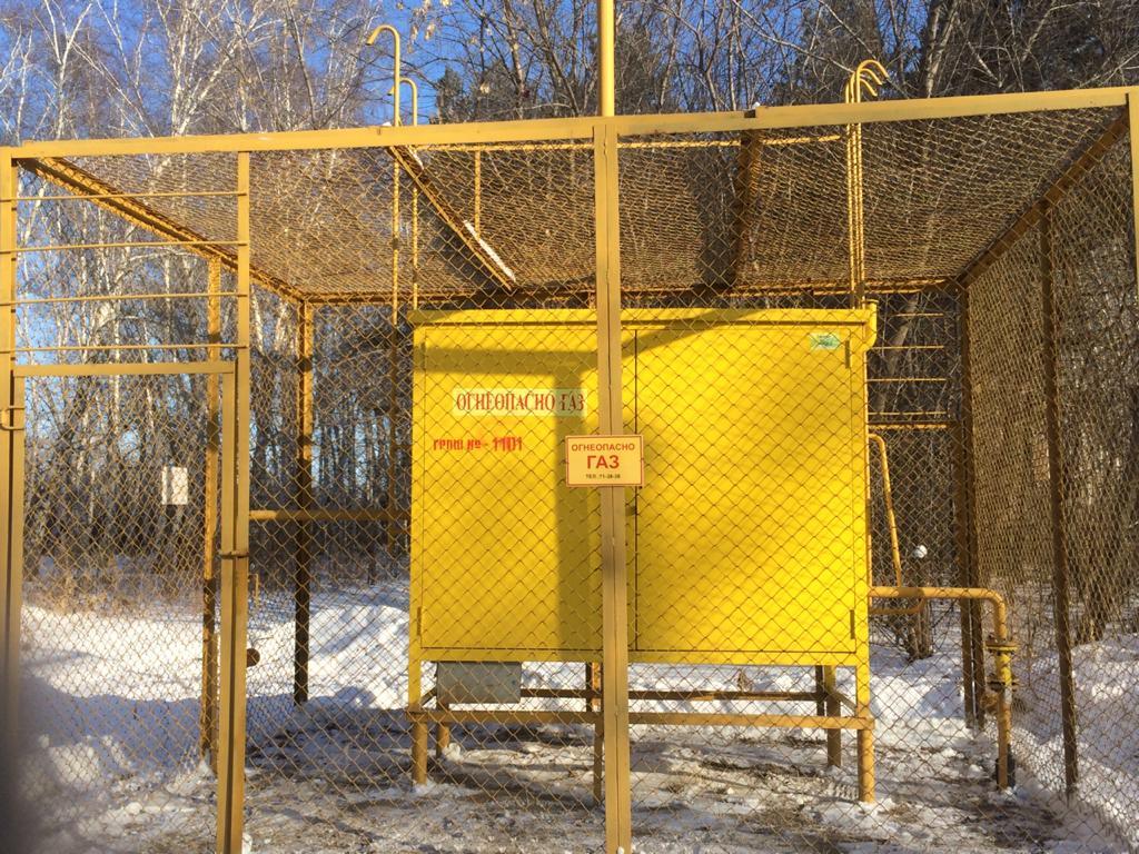 Жителям севера Омской области полностью отключат газ #Омск #Общество #Сегодня