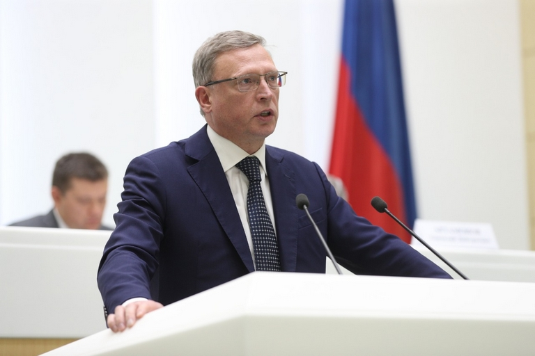 Бурков: на омских чиновников заводят дела из-за нехватки федерального финансирования #Новости #Общество #Омск