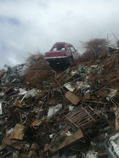 За одну ночь машину омича угнали и сдали в металлолом #Новости #Общество #Омск