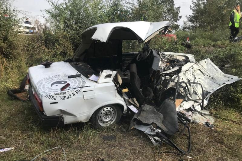 Смертность на дорогах в России сравнили с войной #Омск #Общество #Сегодня