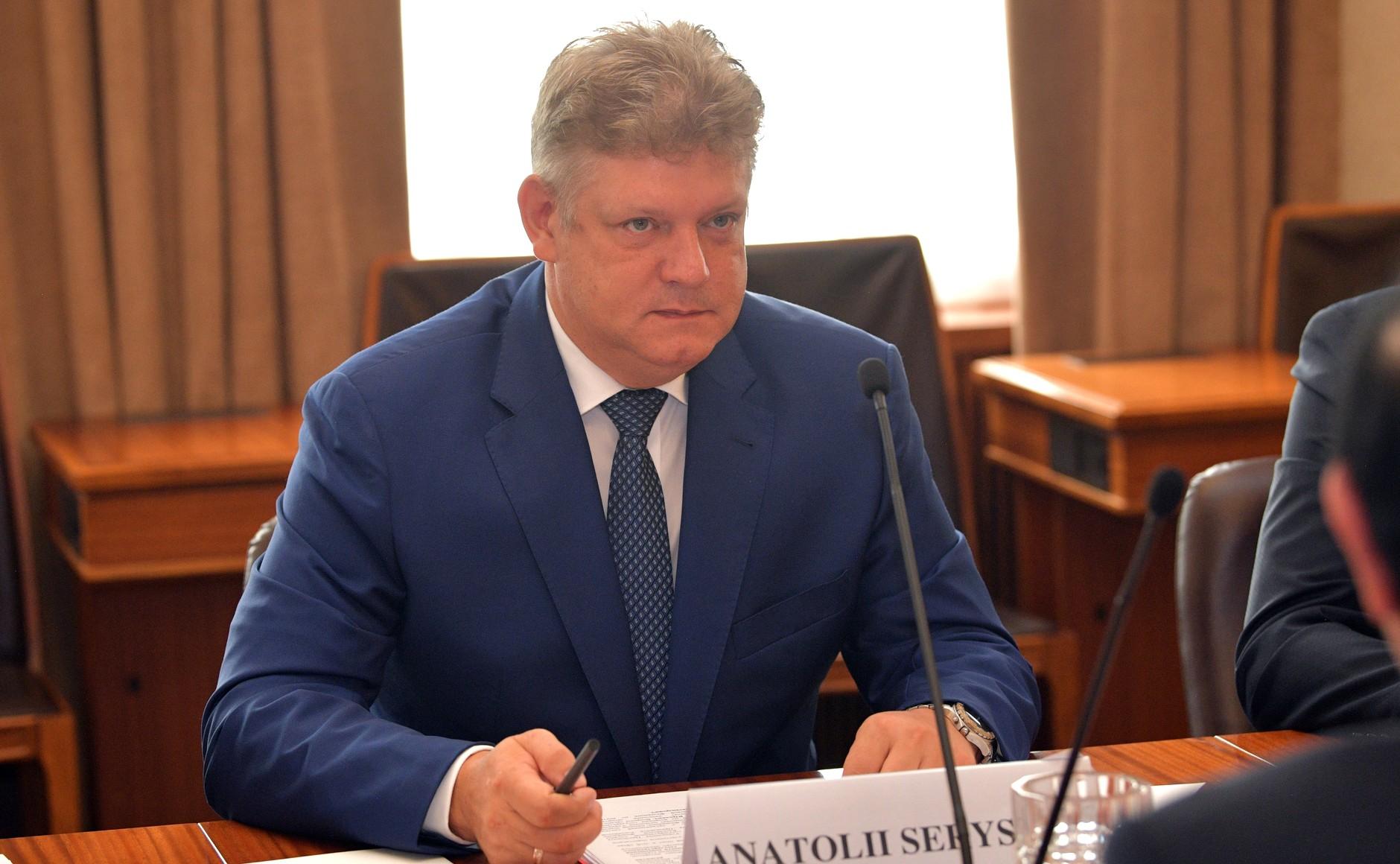 Новым сибирским полпредом стал опытный чекист #Новости #Общество #Омск