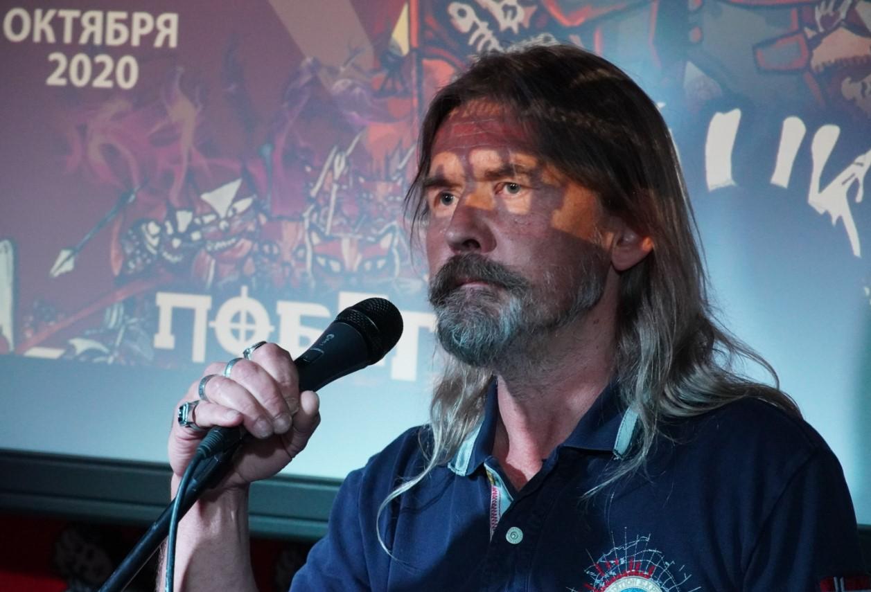 Лидер группы «Коррозия металла» Троицкий изъявил желание стать мэром Омска #Новости #Общество #Омск
