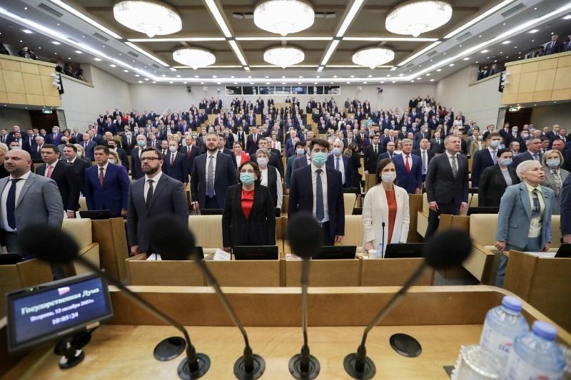 Как «устроились» в Госдуме депутаты от Омской области? #Новости #Общество #Омск