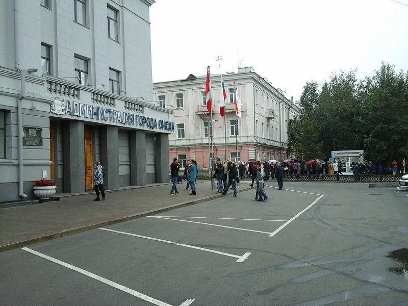 На выборы мэра Омска до сих пор заявился лишь один кандидат #Омск #Общество #Сегодня