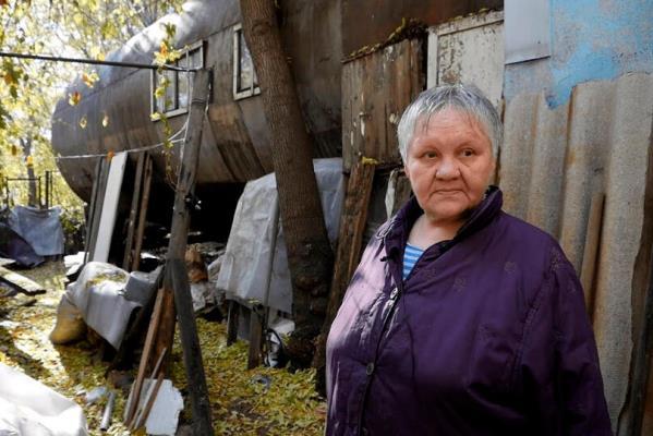Мэрия: омичка отказалась переезжать из бочки #Омск #Общество #Сегодня