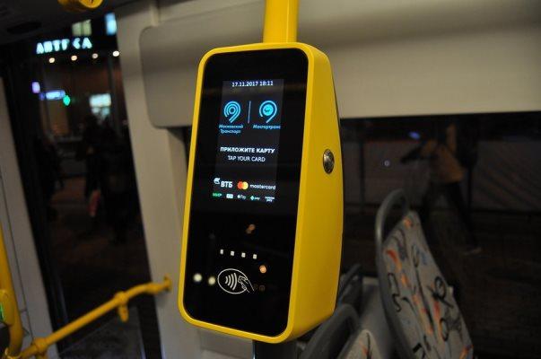 В омских автобусах еще долго не будет валидаторов #Новости #Общество #Омск