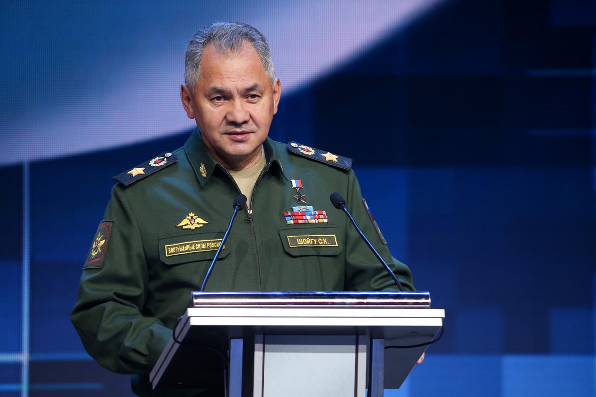 В Омске снова ждут министра обороны Шойгу #Новости #Общество #Омск