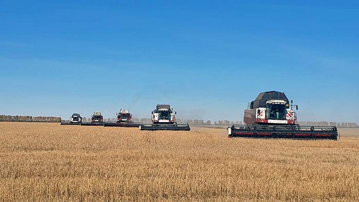 Омский АНЦ получил качественные семена для аграриев региона