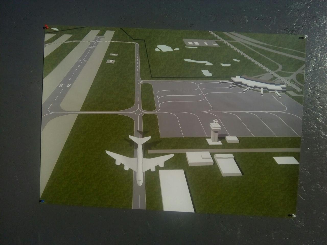 Инвесторы готовы вложить 13 млрд в строительство омского аэропорта