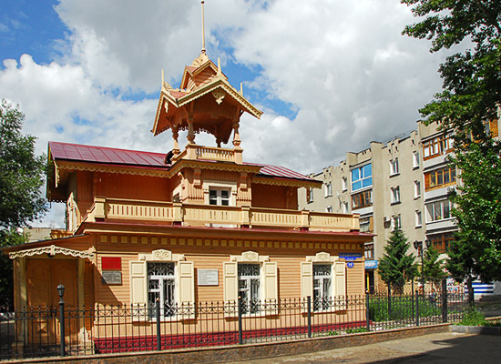 Дом Ф.Ф. Штумпфа (Омск)