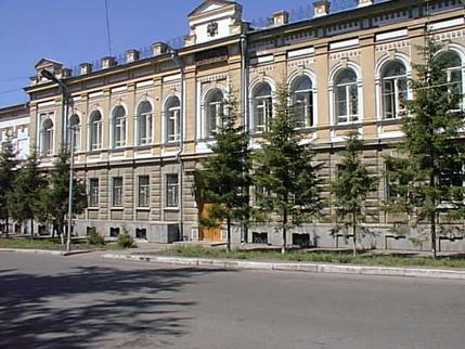 Здание Госбанка (Омск)
