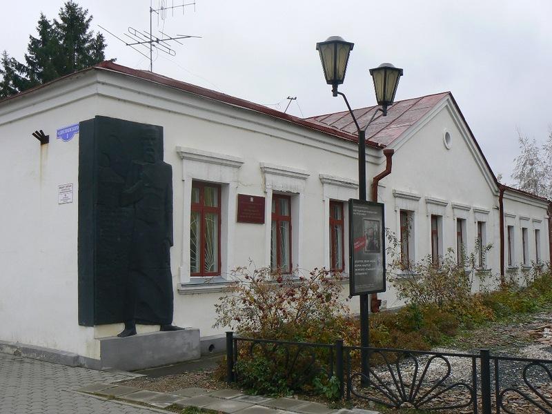 Литературный музей Ф.М. Достоевского (Омск) - фото и описание: http://omsk.media/dostoprimechatelnosti/muzei/188-literaturnyy-muzey-fm-dostoevskogo-omsk.html