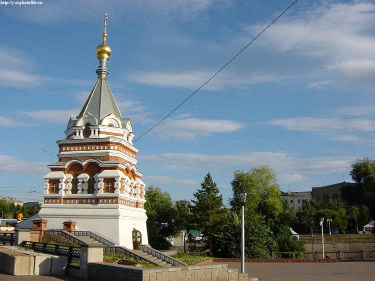 Часовня Серафима Саровского (Омск)