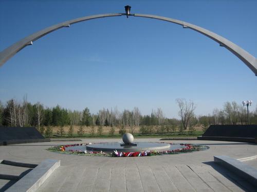 Омск парк цветов