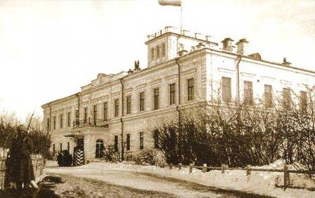 Дворец генерал-губернатора Степного края