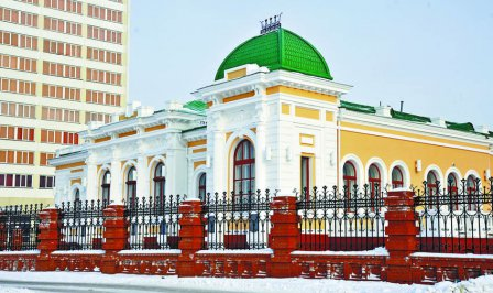 Дом Батюшкина - фото и описание