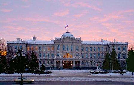 Здание Палаты судебных установлений (Омск)