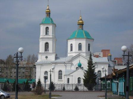 Крестовоздвиженский собор (Омск)