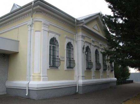 Музей истории УВД Омской области
