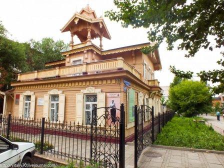 Музей Кондратия Белова (Омск)