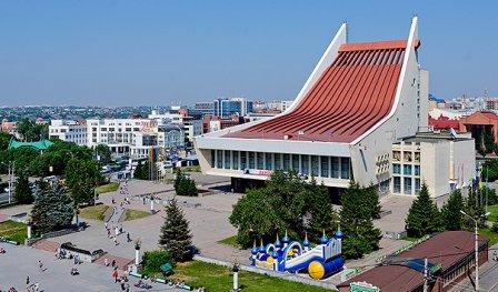 Омский государственный музыкальный театр (Омск)