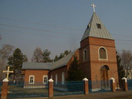 Римско-католический костёл (Омск)
