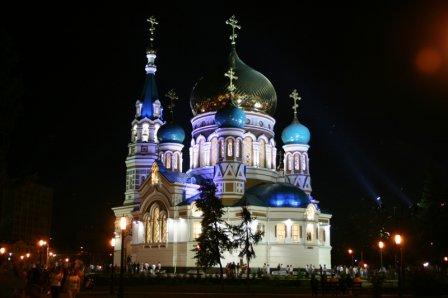 Свято-Успенский кафедральный собор (Омск)