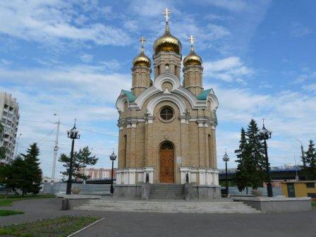 Церковь Иоанна Предтечи (Омск)