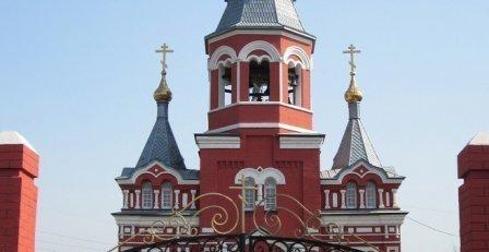 Церковь Николая Чудотворца (Омск)