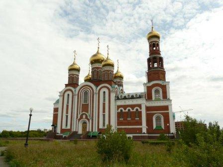 Кафедральный собор Рождества Христова (Омск)