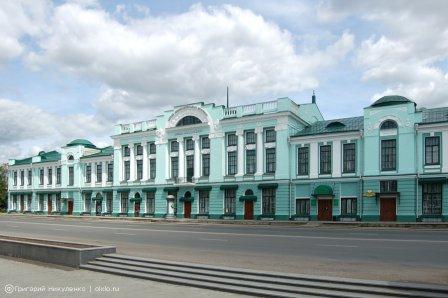 Омский музей изобразительных искусств им. Врубеля (Омск)