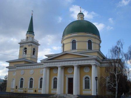 Собор Николая Чудотворца (Омск)