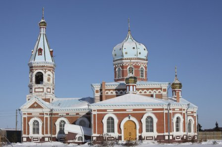 Старообрядческая Свято-Никольская церковь (Омск)