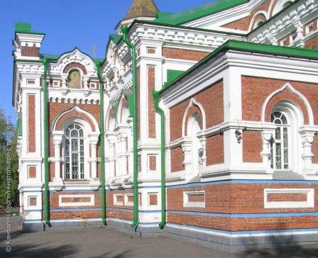 Свято-Никольская церковь (Омск)