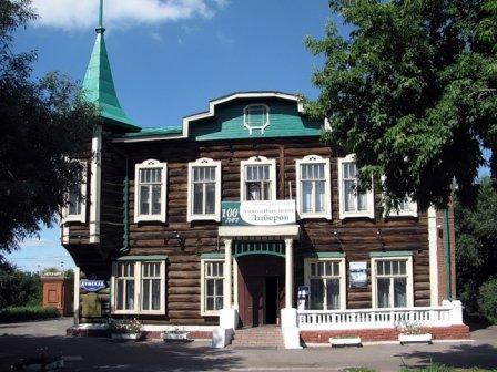 Особняк семьи Кабалкиных (Омск)